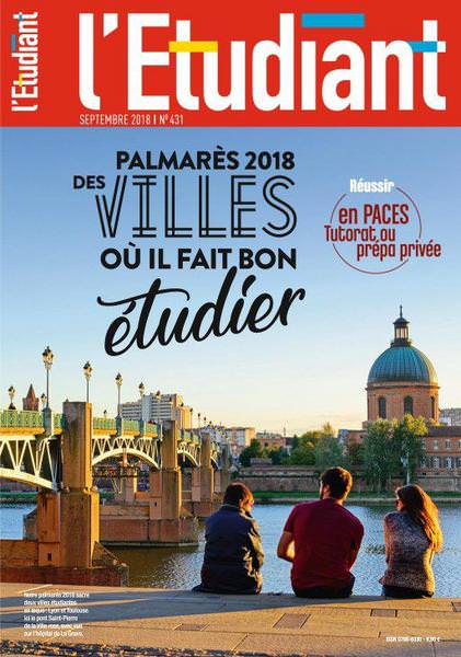 Cover l'étudiant
